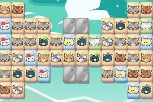 Cute Kitty Matching