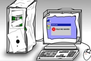 PC Breakdown