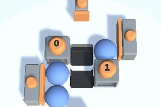 Push The Ball 3D Game